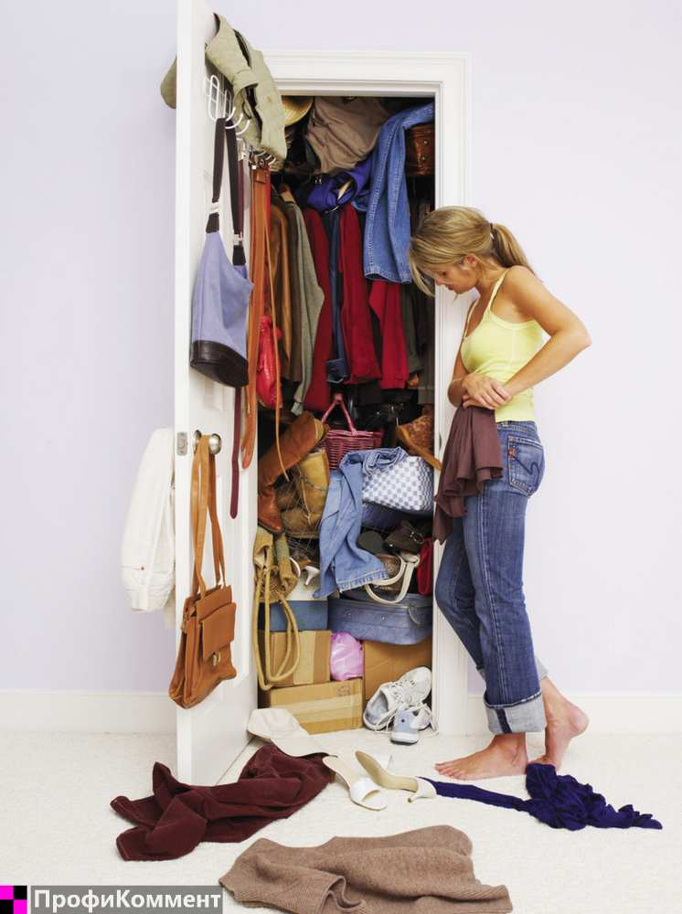46 вещей, которые надо выкинуть перед переездом