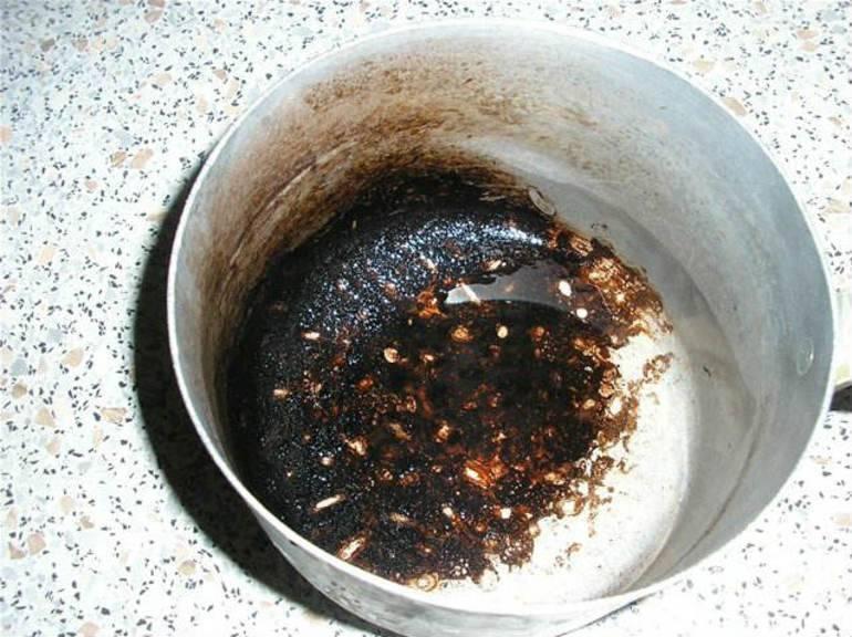 Как очистить пригоревшую кастрюлю из нержавейки внутри в домашних условиях, как почистить от нагара