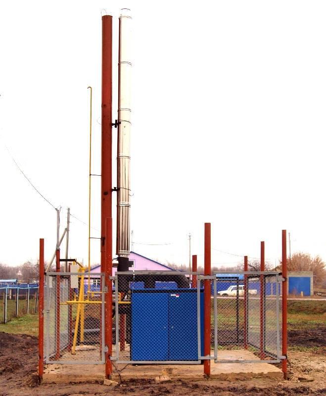 Требования к помещению для установки газового котла: основные правила снип