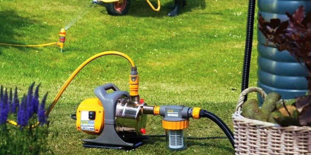 Как выбрать насос для полива огорода из бочки, пруда, водоема и капельного полива - легкое дело