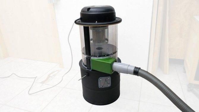 Циклонный фильтр для пылесоса: что это такое