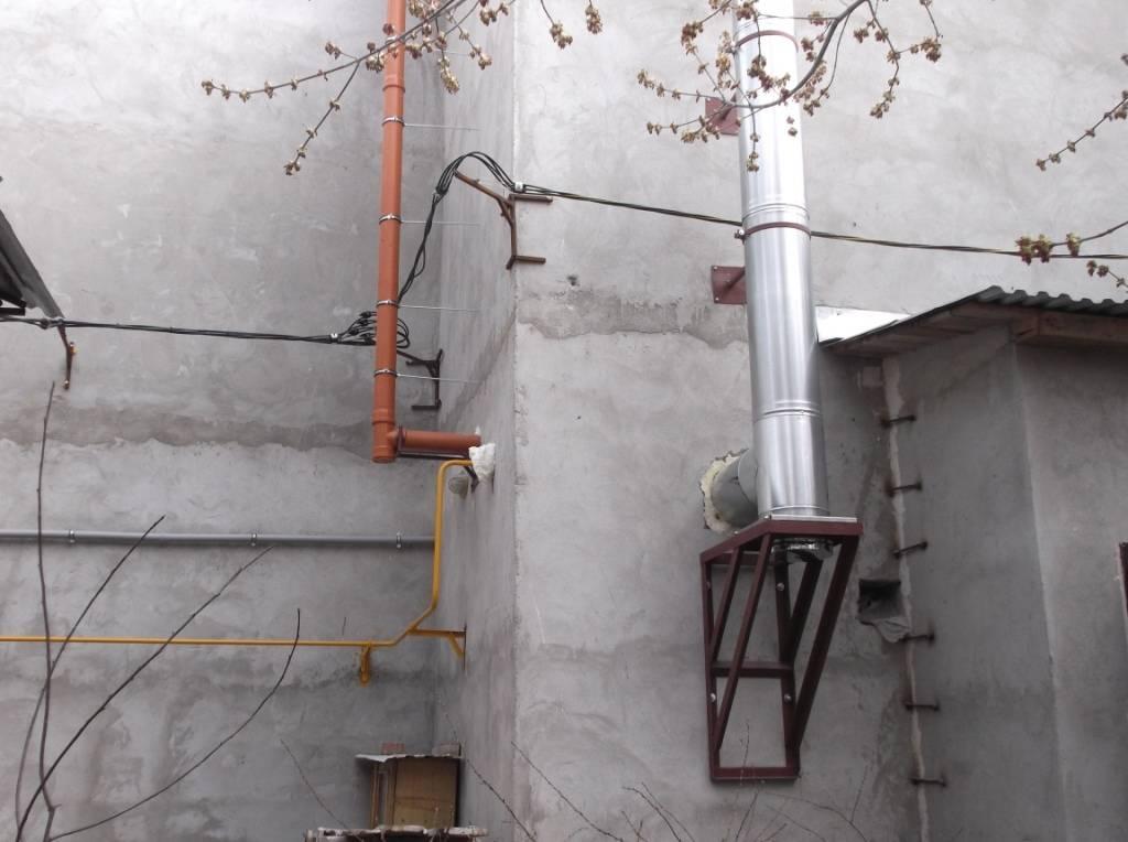 Крепление полипропиленовых труб к стене: виды, способы монтажа
