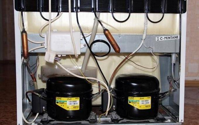 Холодильник не морозит: причины поломок, подробная инструкция с фото