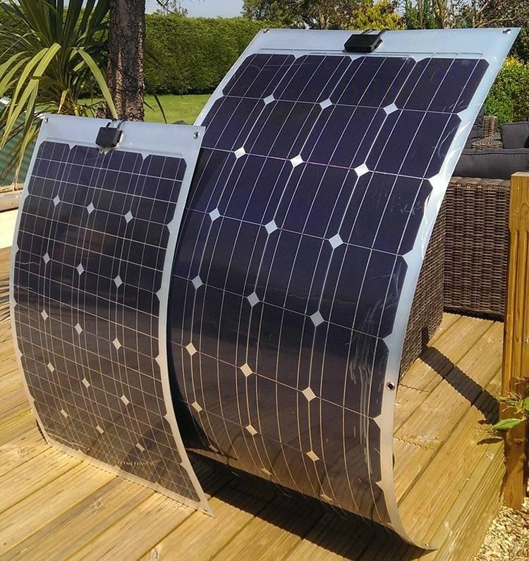 Что собой представляет и как работает солнечная батарея