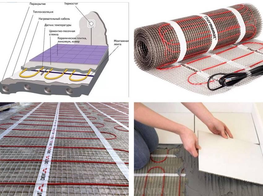 Карбоновый теплый пол – высокоэффективная система обогрева с высокими техническими показателями