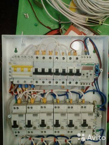 Сборка электрощита для частного дома, квартиры. хитрости сборки.электрощиты. сборка и проектирование