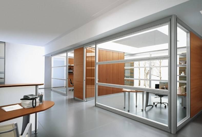 Особенности и преимущества открытой планировки офиса