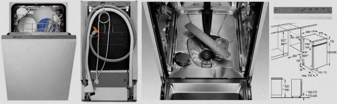 Отдельностоящие посудомоечные машины шириной 45 см: топ-8 узких посудомоек на рынке - точка j