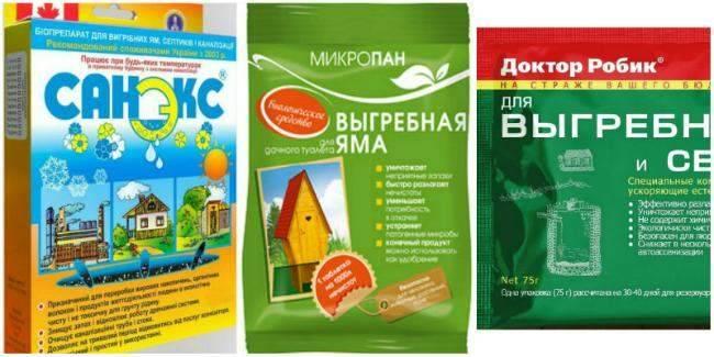 Бактерии для септиков и выгребных ям: средства для туалетов, отзывы о биопрепаратах