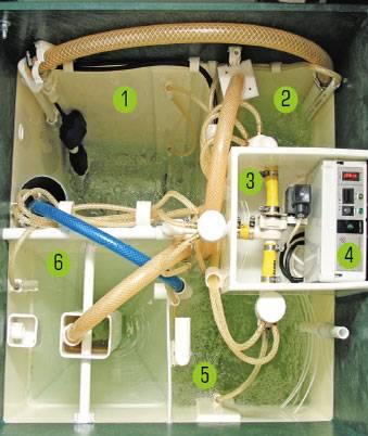 Рекомендации по выбору компрессора для септика