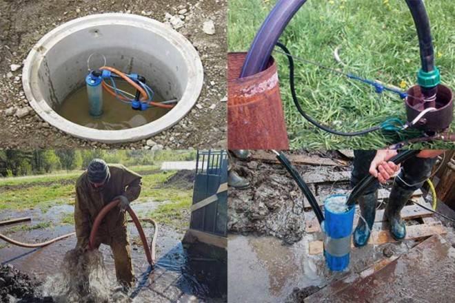 Ремонт скважин на воду, основные виды неисправностей.