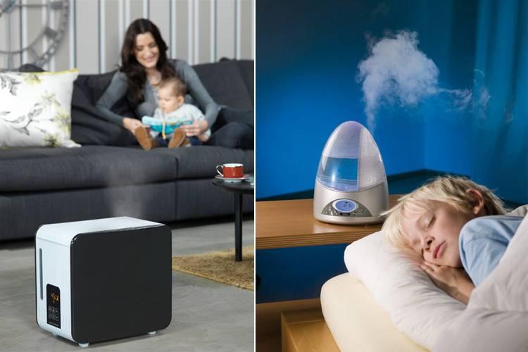 Как правильно выбрать увлажнитель воздуха для квартиры? важные параметры и функции