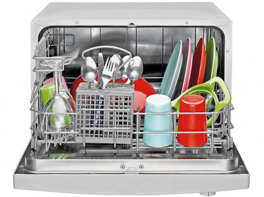 Рейтинг топ-8 лучших моделей настольных посудомоечных машин: их обзор, характеристики, плюсы и минусы