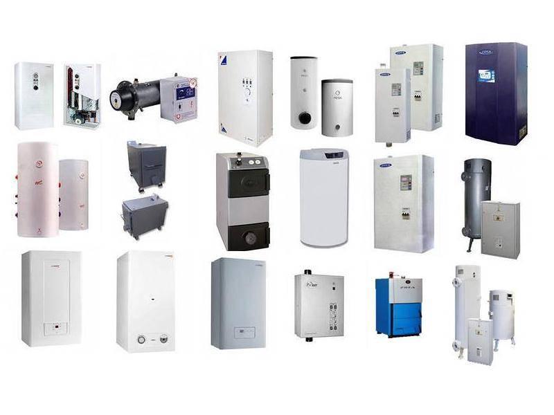 Электроводонагреватели для отопления дома - всё об отоплении и кондиционировании