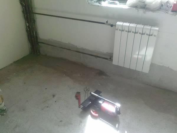 Газосварка радиаторов отопления