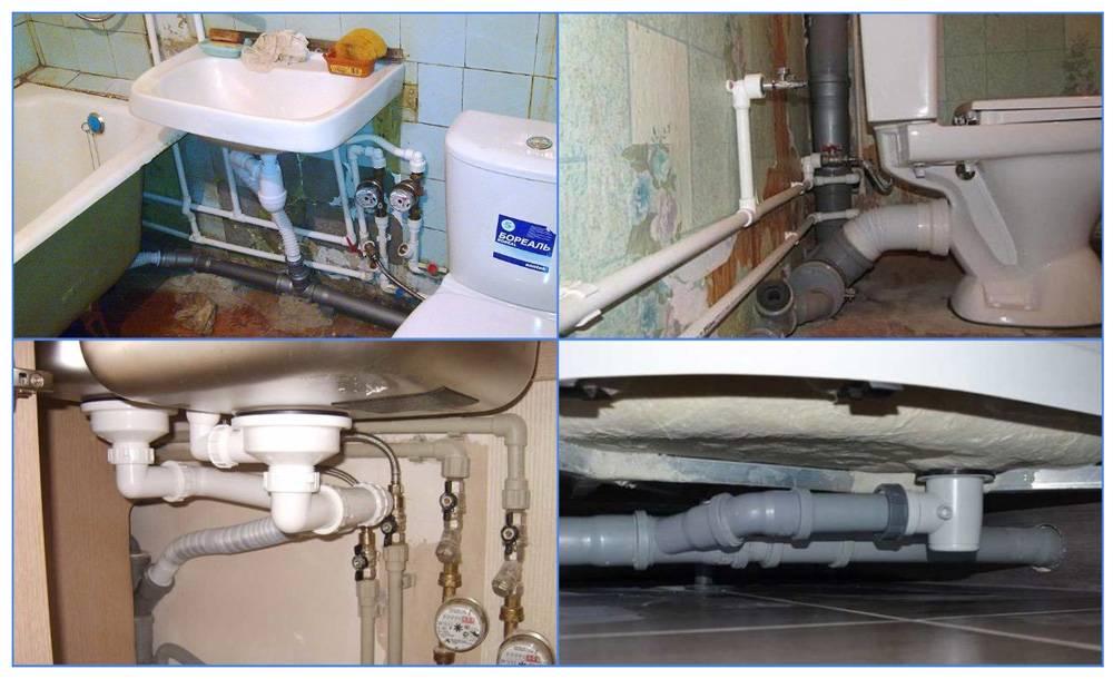 Запах канализации в квартире: причины и как их устранить
