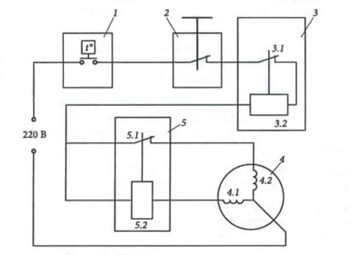Как запустить компрессор холодильника без пускового реле