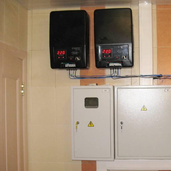 Лучшие стабилизаторы напряжения для газового котла, телевизора и всего дома