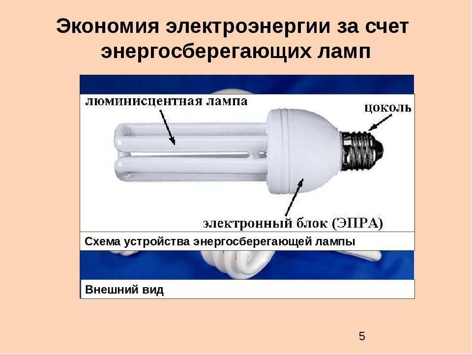 Балласт для люминесцентных ламп: зачем нужен, как работает, виды + как подобрать