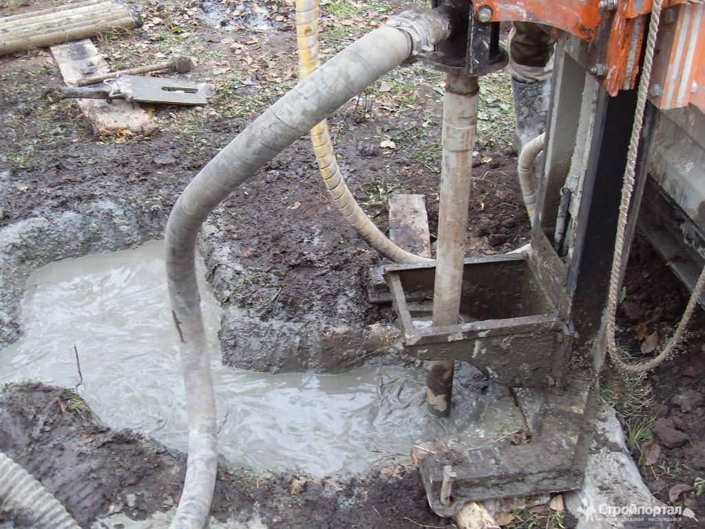 Технология гидробурения скважины на воду своими руками