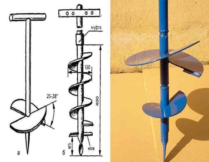 Как сделать бур для скважины своими руками - учебник сантехника