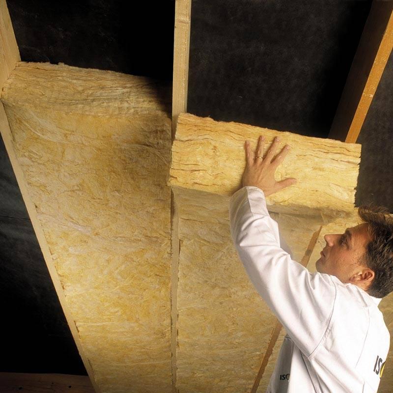 Как утеплить потолок минватой в частном доме – варианты утепления