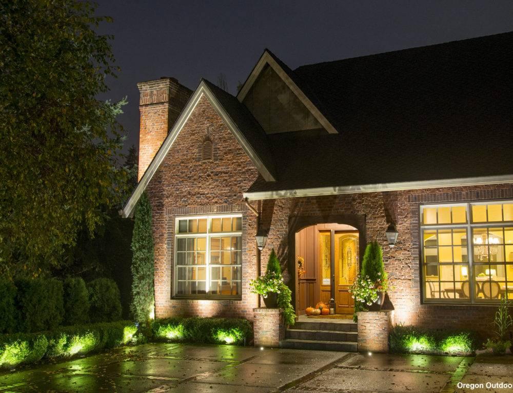 Освещение частного дома — 100 фото примеров идеального сочетания