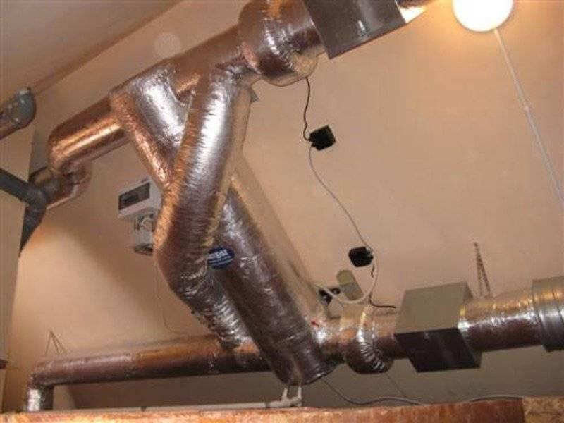 Способы избавления от конденсата в вентиляционной трубе частного дома