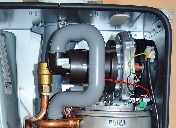 Часто встречающиеся ошибки газовых котлов