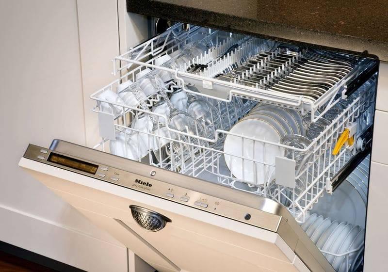 Как пользоваться посудомоечной машиной — подробная инструкция