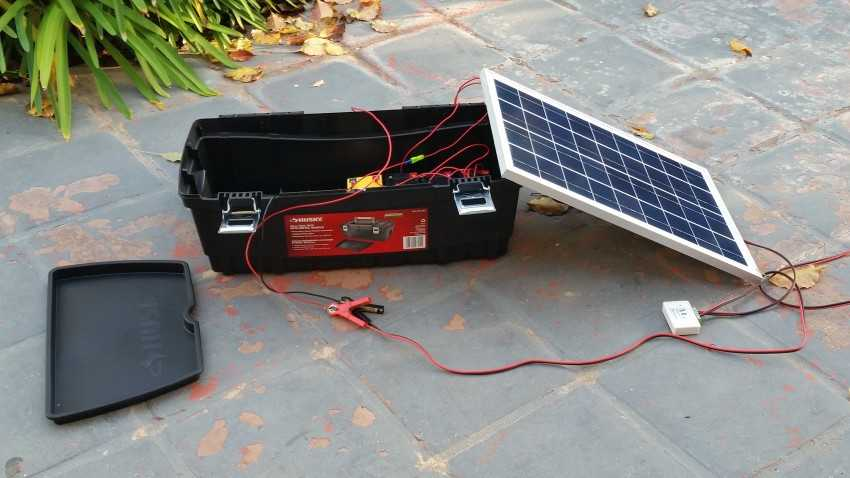 Как сделать солнечную батарею для дома своими руками: установка панели