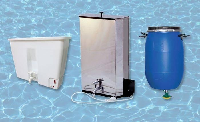 Как выбрать водонагреватель: основные виды, объём, покрытие бака.
