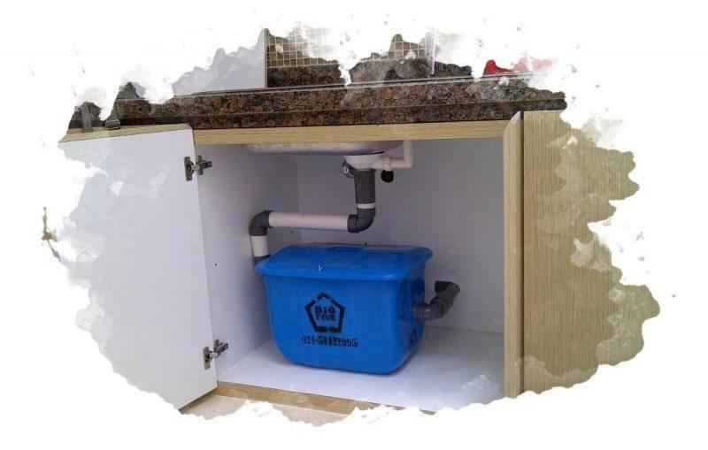 Жироуловитель под мойку: принцип работы, виды конструкций и особенности их монтажа/ строительные советы: ремонт квартир и домов