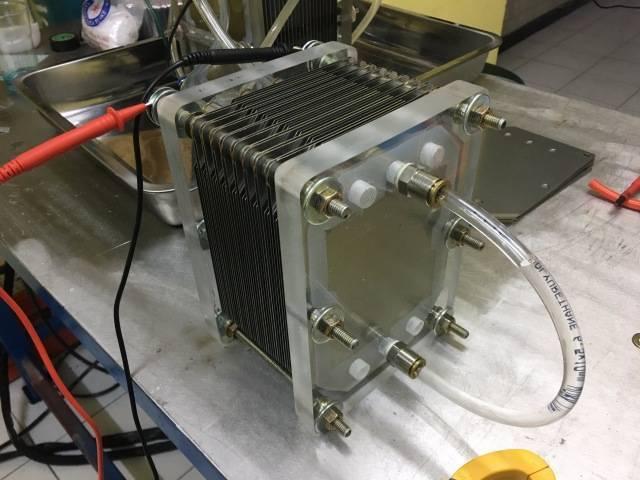 Изготовление водородного генератора своими руками