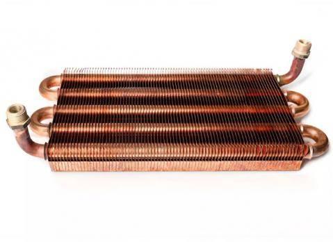 Ремонт теплообменника газовой колонки своими руками