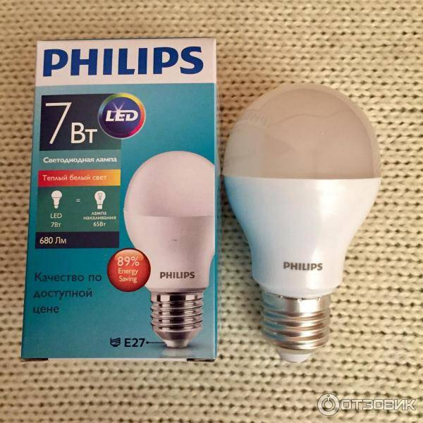 Светодиодные лампы led - выбираем правильно. советы и обзор.