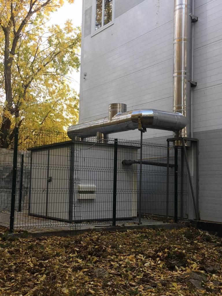 Требования к газовой котельной в частном доме 2021 снип. правила и нормы установки газового котла в частном доме