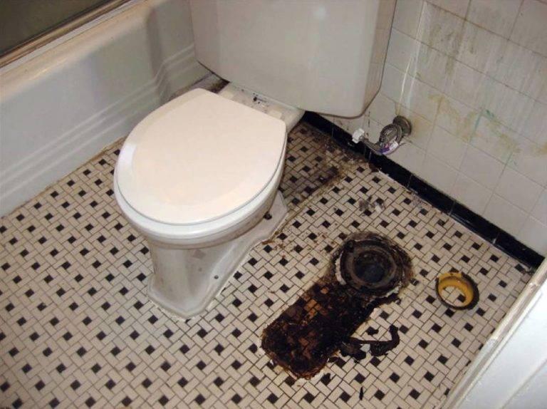 Почему пахнет канализацией в ванной комнате и туалете частного дома: причины возникновения неприятных запахов, способы их устранения