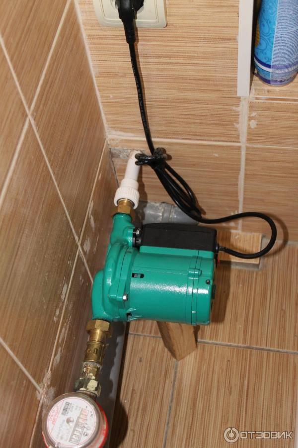 Как самостоятельно увеличить напор воды в своей квартире