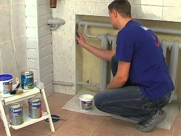 Покраска чугунной ванны в домашних условиях: 5 вариантов окрашивания | дневники ремонта obustroeno.club