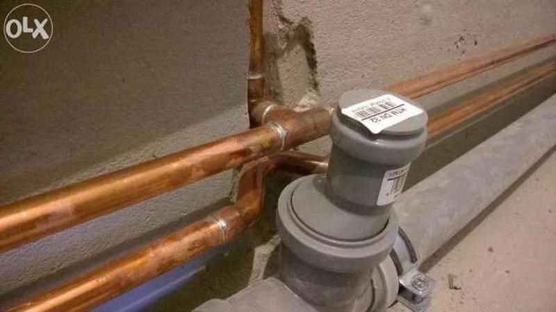 Медные трубы для отопления: нормативы, монтаж, можно ли красить