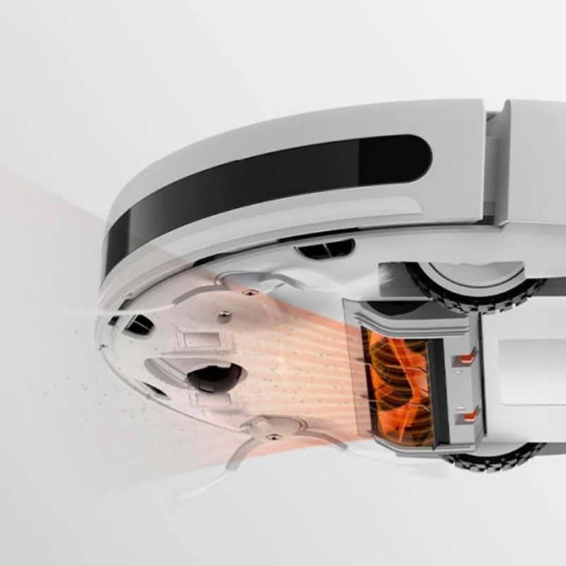 Подключение робота пылесоса xiaomi к телефону через wifi и настройка в приложении mi home