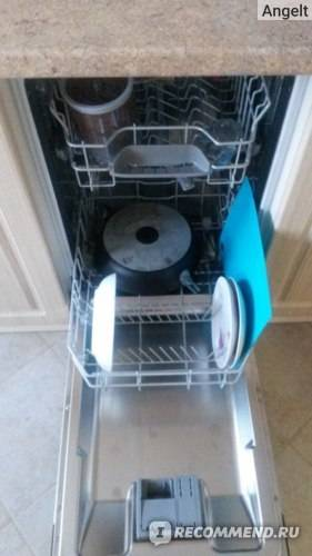 Встраиваемые посудомоечные машины siemens - отзывы sr64e003ru, sr64m001ru, sr64e002ru