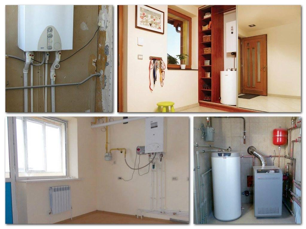 Автономные системы отопления для дома и дачи