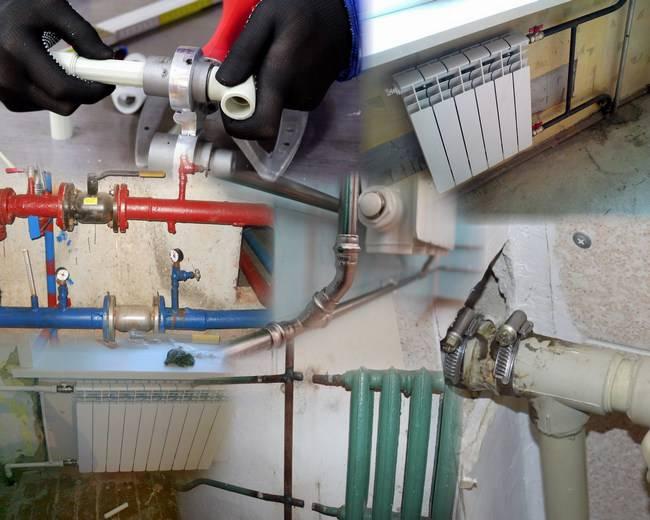 Что делать, если потек газовый котел. методы устранения утечки.