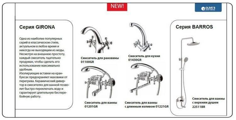 7 признаков качественного и долговечного смесителя