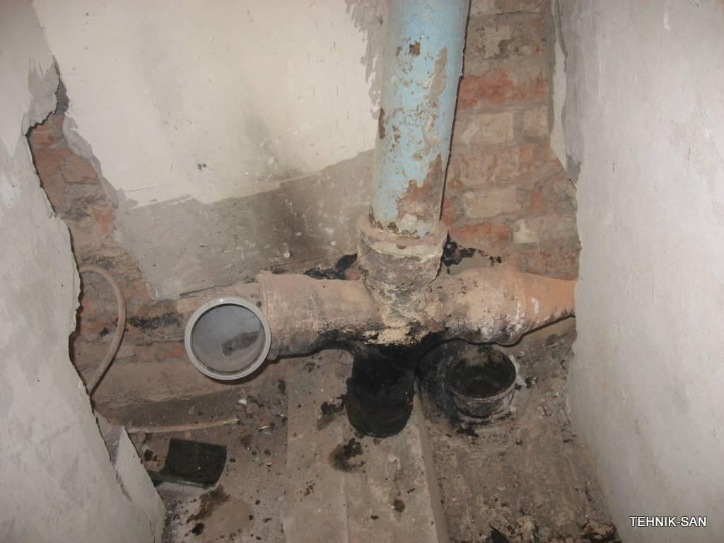 Как убрать батареи в сталинском доме?