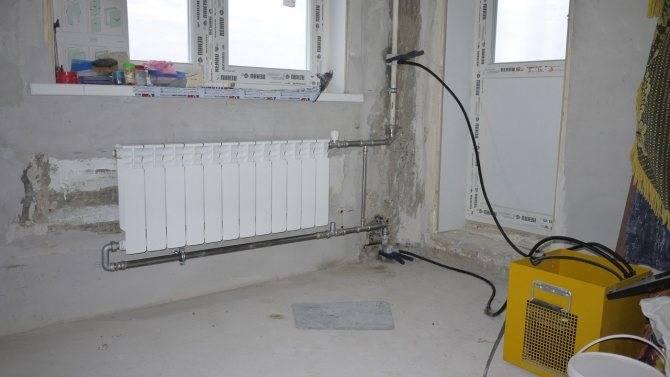 Как заменить батарею в квартире: замена радиаторов отопления своими руками, как меняют отопительные батареи, смена, как поменять дома