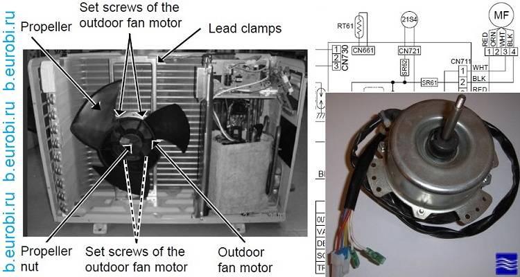 Подключение кондиционера к электросети своими руками