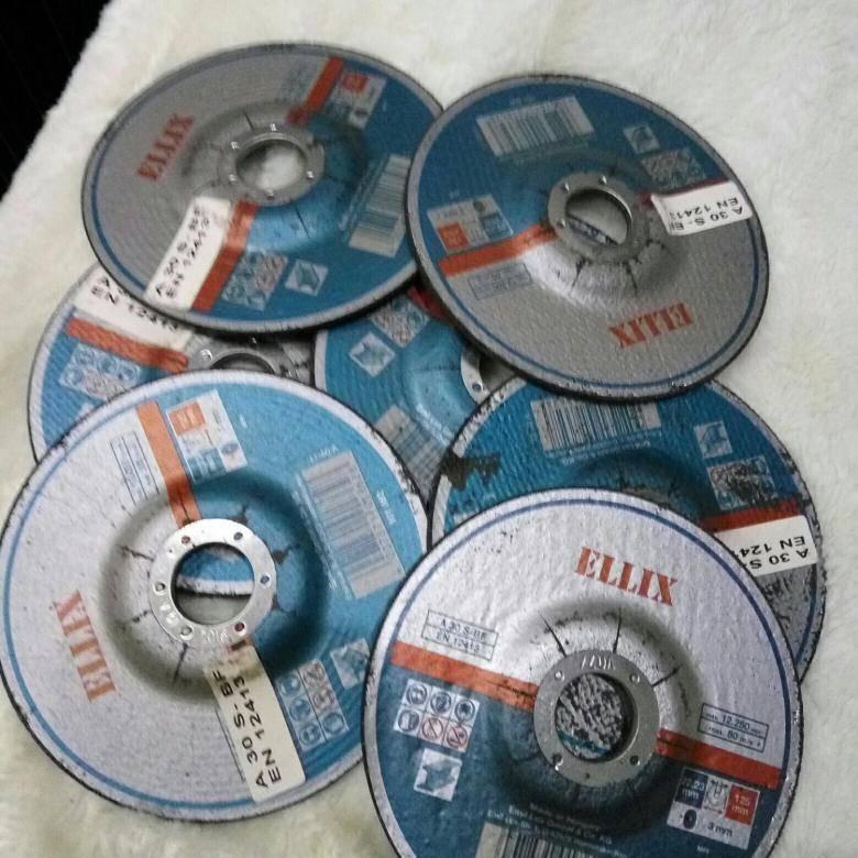 Какой стороной устанавливать диск на болгарку